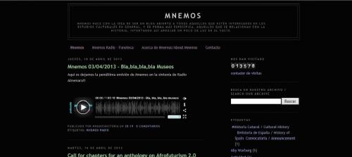 Blog Mnemos